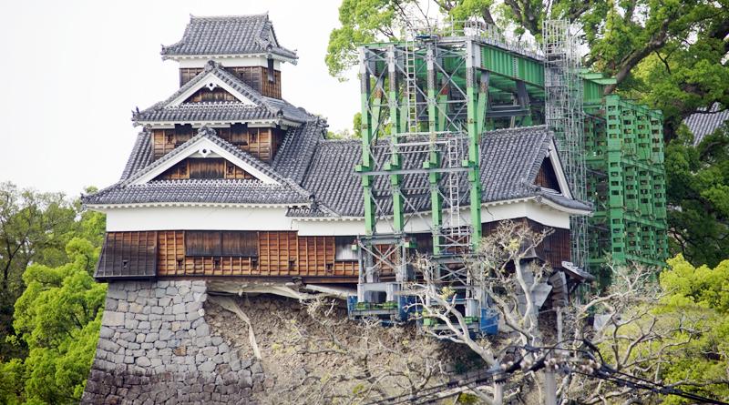 まだまだ復興途中の熊本へ